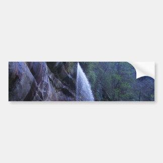 Rainbow Falls Bumper Stickers