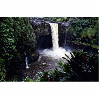 Rainbow Falls - Hilo, Hawaii Photo Cutouts
