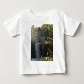 Rainbow Falls Hydroelectric Plant Baby T-Shirt