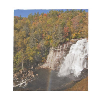 Rainbow Falls in Gorges State Park in North Notepads