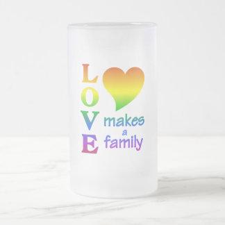 Rainbow Family mug - choose style & color