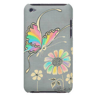 Rainbow Fantasy Butterfly iPod Touch Cases