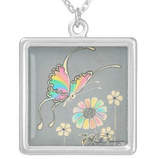 Rainbow Fantasy Butterfly Jewelry