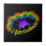 Rainbow Farts tile