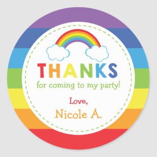 Pride Hearts Weatherproof Sticker Sheet / 8 Rainbow Stickers Various Sizes