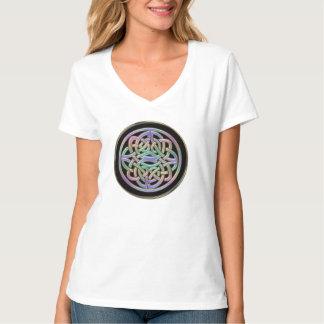 Rainbow Festival Celtic Knot T-Shirt