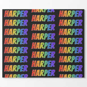 Harper Names Gifts on Zazzle