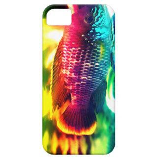 Rainbow Fish iPhone 5 Case