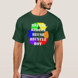 Rainbow Five Rs Shirt