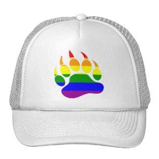 Rainbow flab bear claw-Hat Trucker Hat