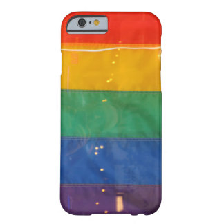 Rainbow Flag Barely There iPhone 6 Case