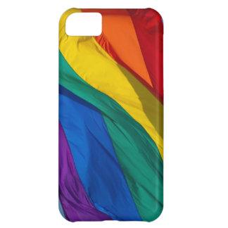 Rainbow Flag iPhone 5C Cover