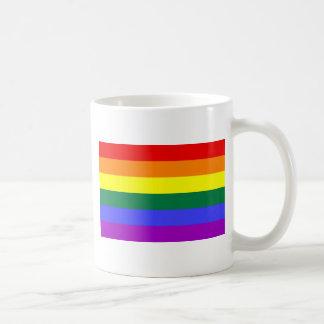 Rainbow Flag Coffee Mug