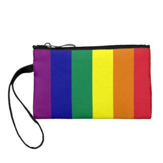 Rainbow Flag Coin Wallet