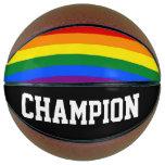 RAINBOW FLAG COLORS   your ideas Basketball