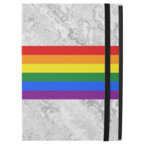 "RAINBOW FLAG COLORS   your ideas iPad Pro 12.9"" Case"
