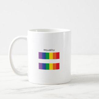 Rainbow Flag Equality Symbol Mug