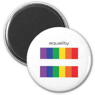 Rainbow Flag Equality Symbol Refrigerator Magnet