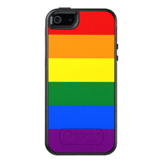 Rainbow Flag OtterBox iPhone 5/5s/SE Case