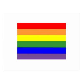 Rainbow Flag Post Cards