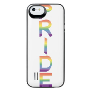 Rainbow Flag Pride iPhone SE/5/5s Battery Case