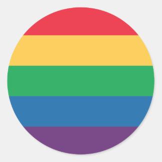 Rainbow Flag Pride Sticker