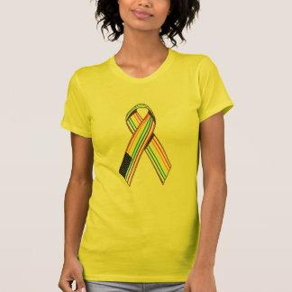 Rainbow Flag Ribbon T-Shirt
