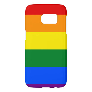 Rainbow Flag Samsung Galaxy S7 Case
