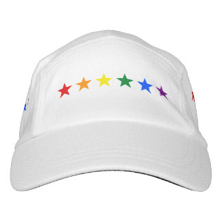 RAINBOW FLAG & STARS COLORS + your ideas Headsweats Hat