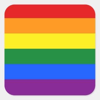 Rainbow Flag Stickers