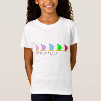 Rainbow Fleet T-Shirt