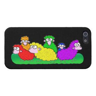 Rainbow Flock iPhone SE/5/5s Cover