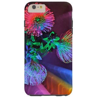 Rainbow Floral Tough iPhone 6 Plus Case