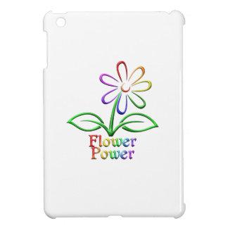 Rainbow Flower Power Case For The iPad Mini
