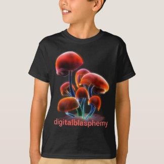 Rainbow Fluorescence_T_K T-Shirt