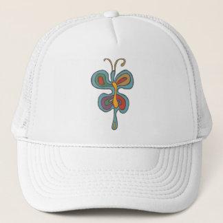 Rainbow Flutterfly Trucker Hat