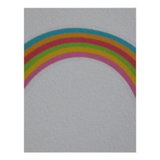 rainbow flyer