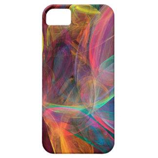Rainbow Fractal Art iPhone 5 Cover