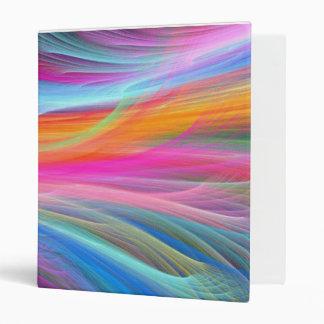 Rainbow Fractal Binder