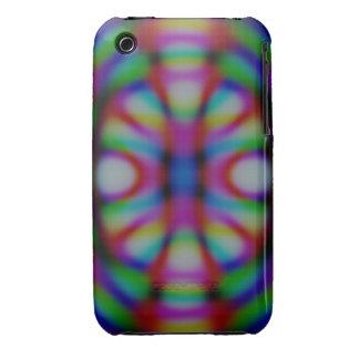 Rainbow Fractal Case-Mate iPhone 3 Case-Mate Case