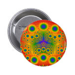 Rainbow Fractal Explosions: Buttons