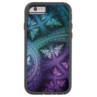 Rainbow Fractal Frost iPhone 6 Case