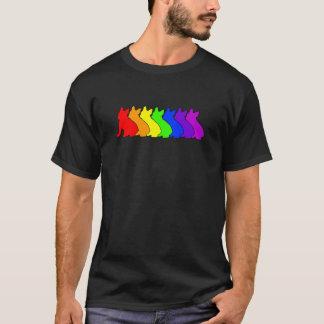 Rainbow Frenchie T-Shirt