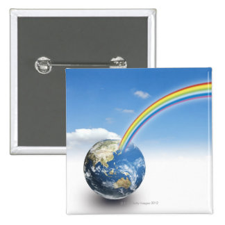 Rainbow from Earth 2 Button