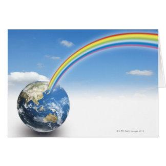 Rainbow from Earth 2 Card