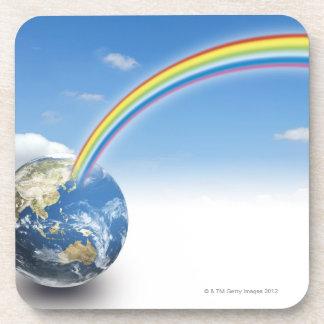 Rainbow from Earth 2 Coaster
