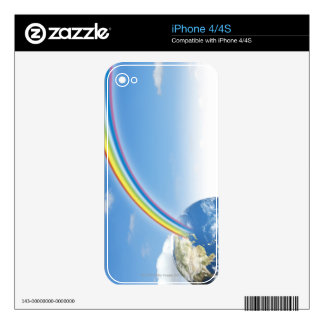 Rainbow from Earth 2 iPhone 4S Decals