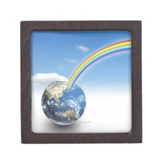 Rainbow from Earth 2 Jewelry Box