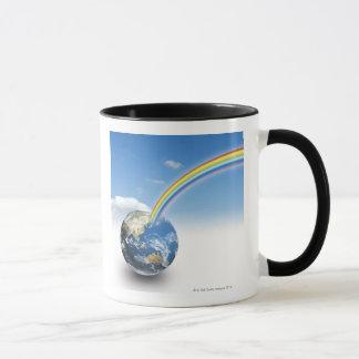 Rainbow from Earth 2 Mug