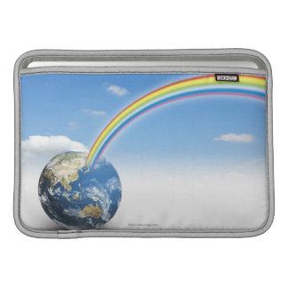 Rainbow from Earth 2 Sleeve For MacBook Air